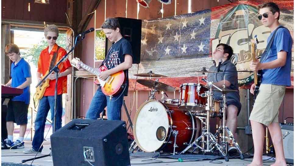 Young Bands to Perform at 'Rock the Y'