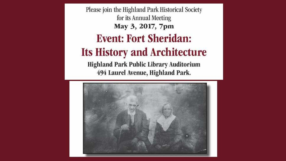 Event: History of Fort Sheridan