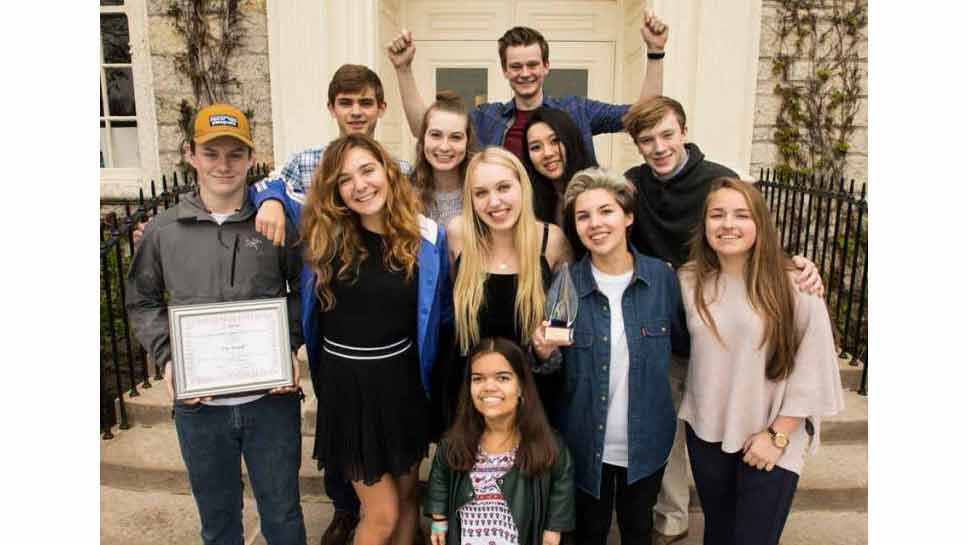 LFHS Video Team Repeats as Midwest Champ