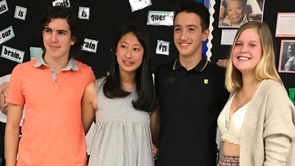 Host Families Sought for Exchange Program