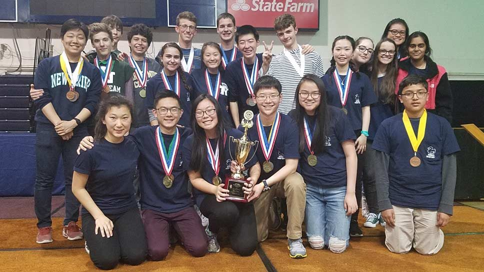 NT Science Olympiad Wins State