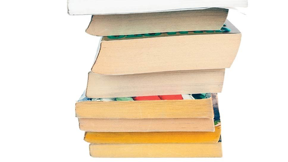 Paperback Book Sale Planned