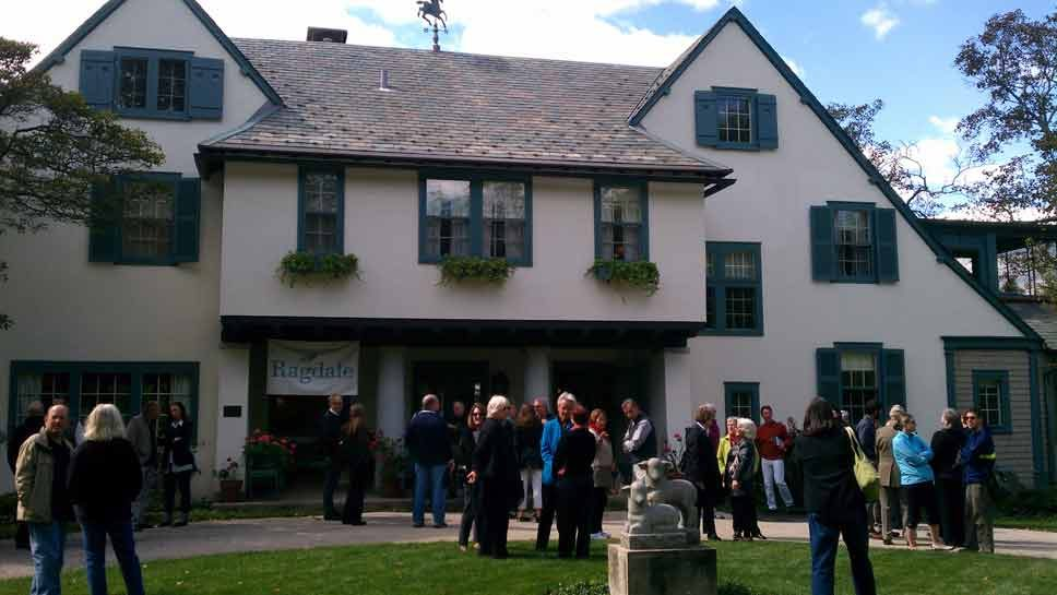 Take a Tour of Historic Ragdale