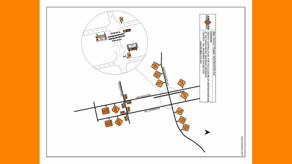 RR Work to Close Street in Lake Forest