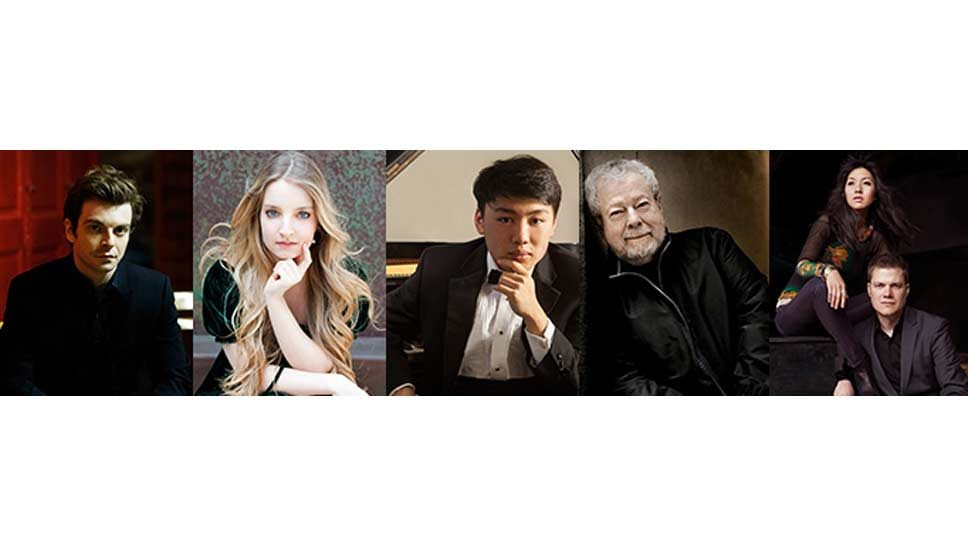 Skyline Piano Artist Series Returns
