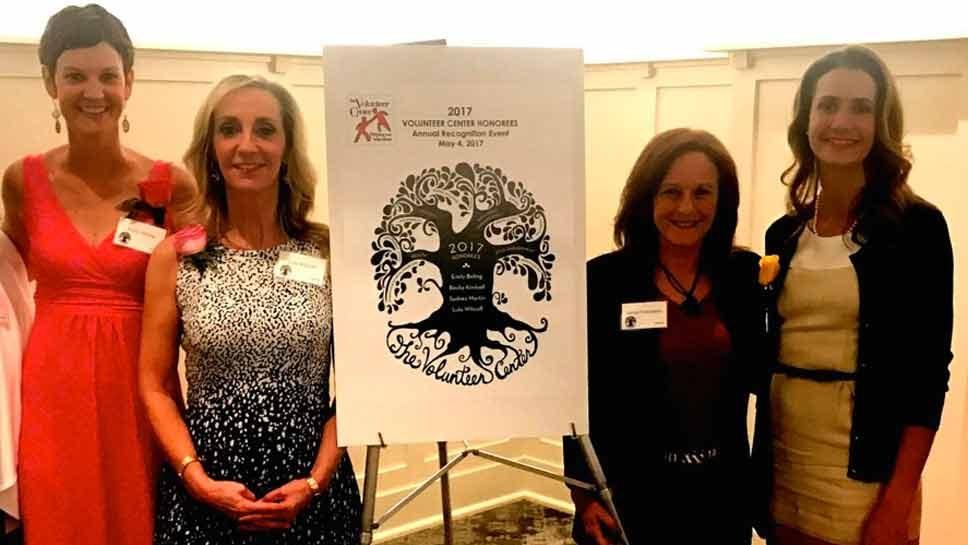 Volunteer Center Honors Four North Shore Women
