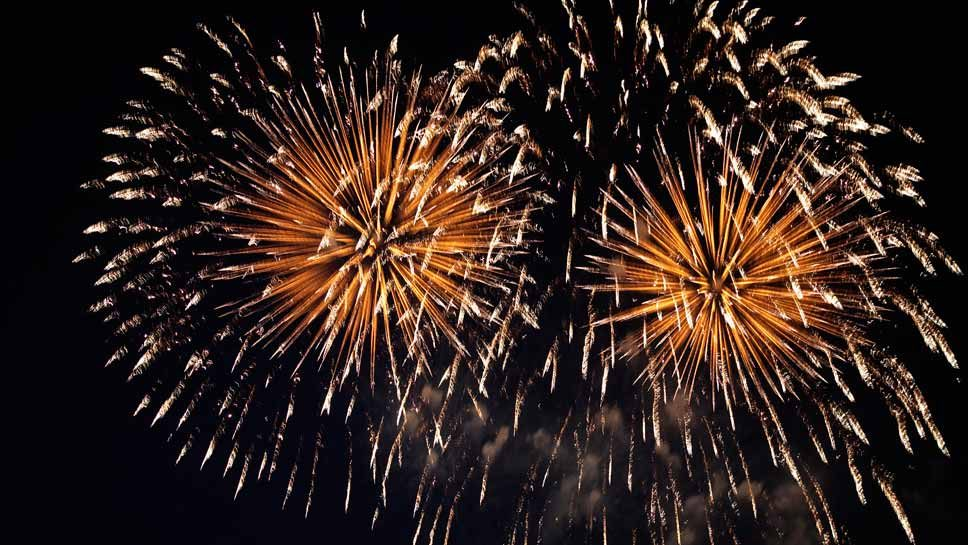 Your Guide to the Fireworks!
