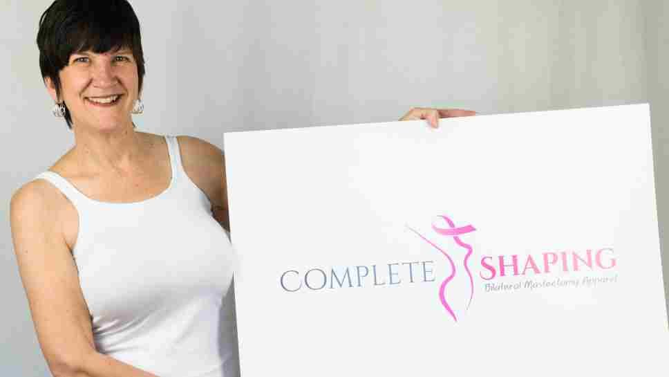 Cancer Survivor Creates Mastectomy Top