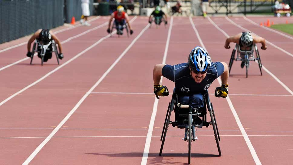Athletes Go For Gold at Great Lakes Games