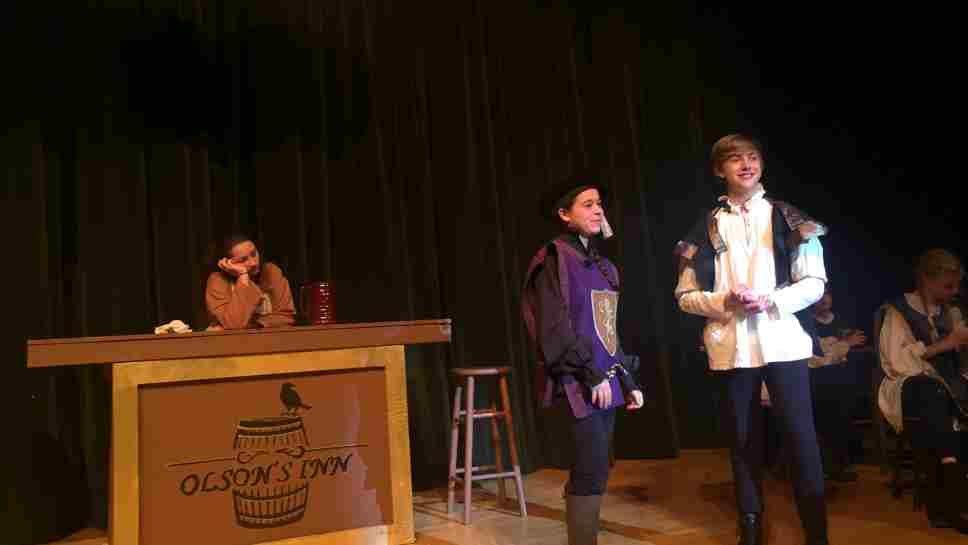 Winnetka Student Writes Original Musical