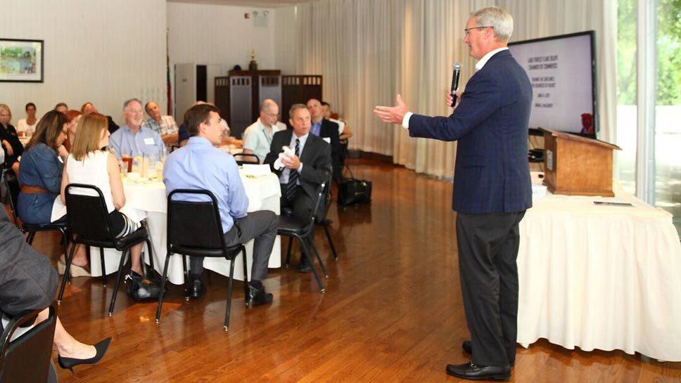 McCaskey Talks 'Business of Bears'