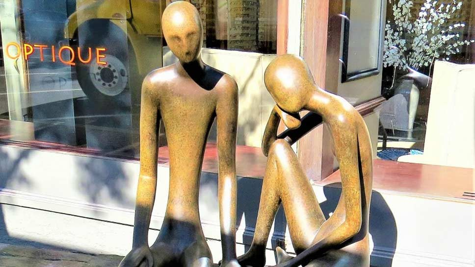 Community Sculpture Walk in Winnetka Unveiled