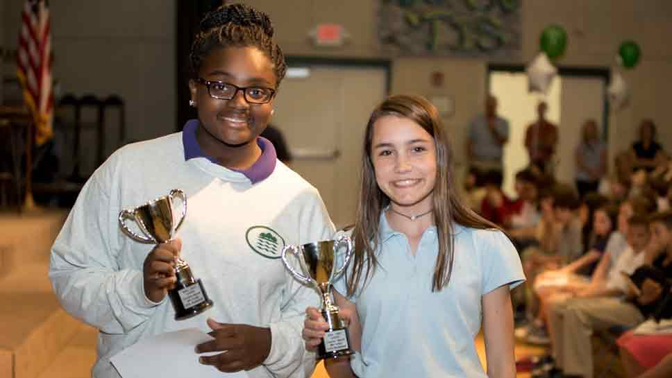 LFCDS Celebrates School Athletes