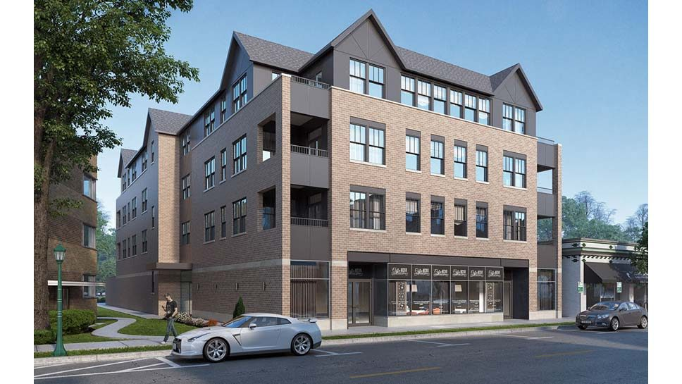 New Apartments Going up in Wilmette