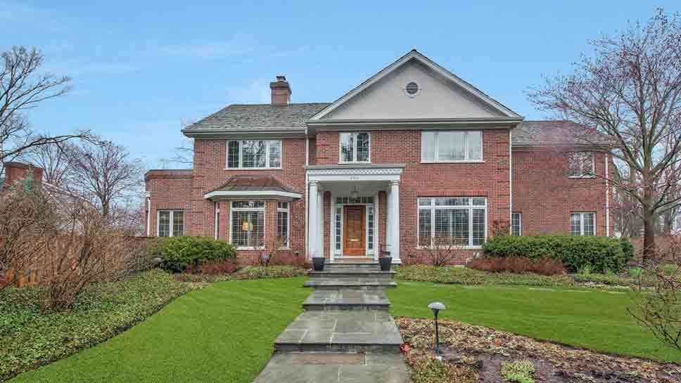 993 Westmoor Road, Winnetka