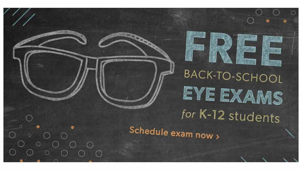 Lumen Optical to Provide Free Eye Exams