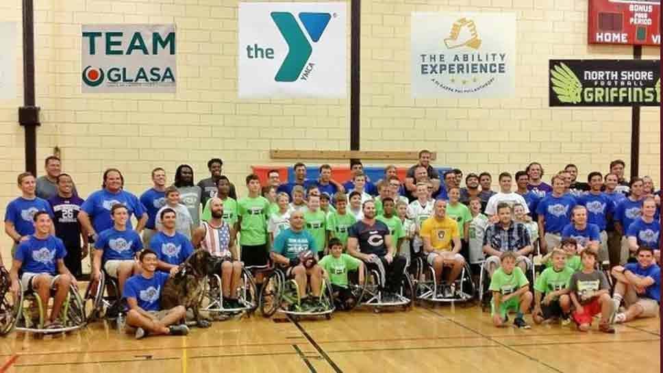 YMCA Hosts Journey of Hope Bike Team