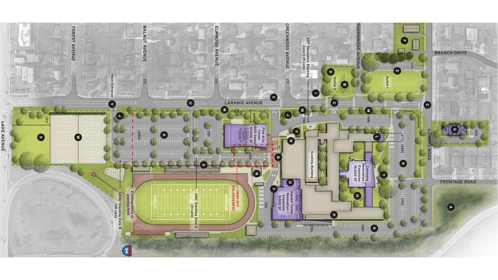 Loyola Plans Campus Revamp