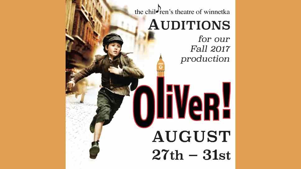 Please Sir: Auditions for 'Oliver!'