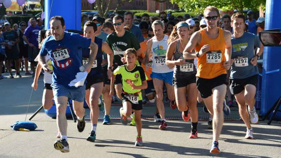 GLASA Twilight 5k Run/Walk/Roll