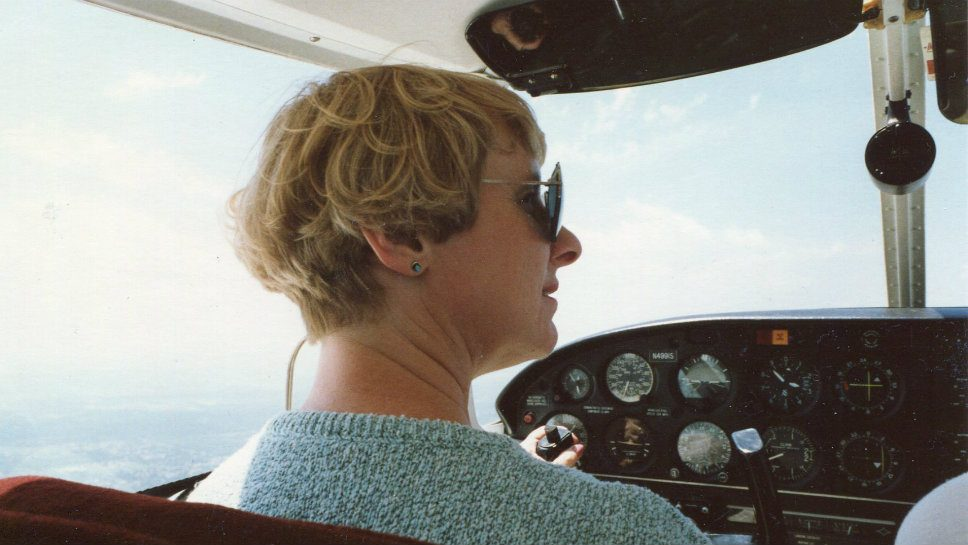 Adventure Leads to Award for Pilot