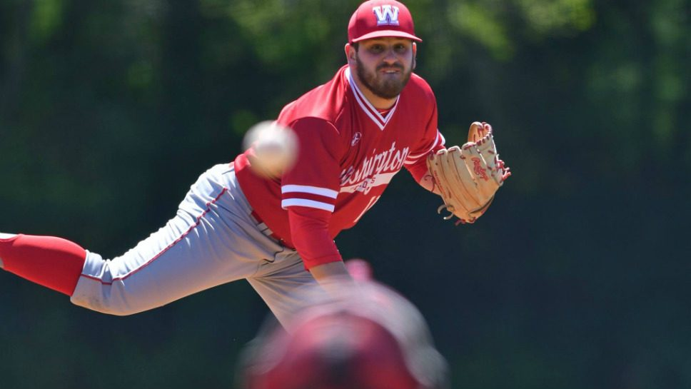 Margolin caught major attention — as a pitcher