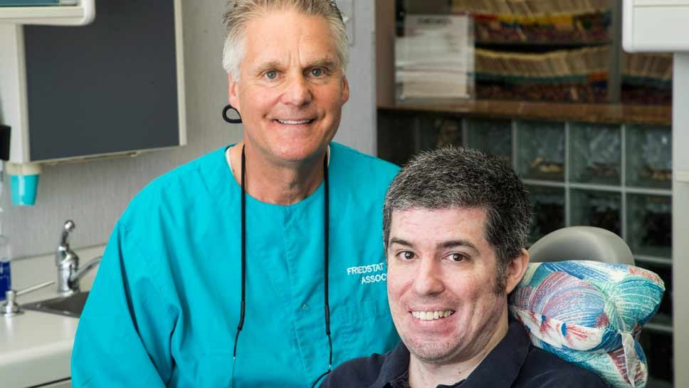 Crohn's Patient Gets Something to Smile …