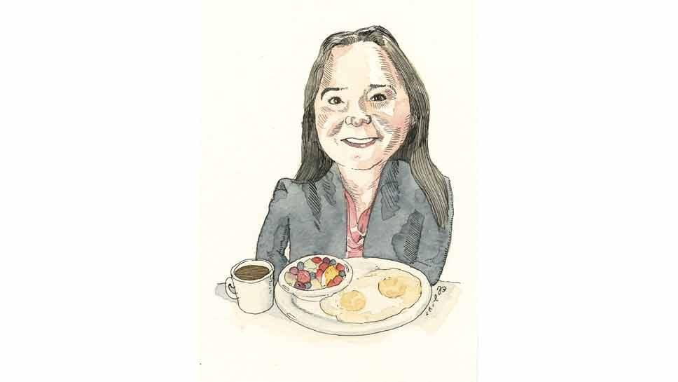Sunday Breakfast with Amie Marks