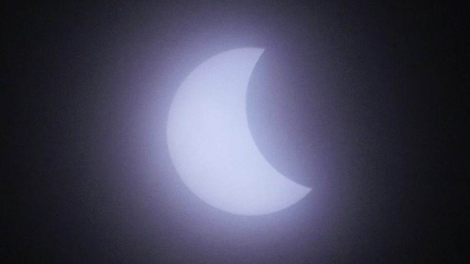 The Eclipse in a Word: Cool