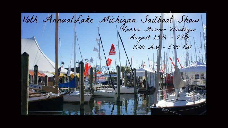 Larsen Marine Plans Sailboat Show