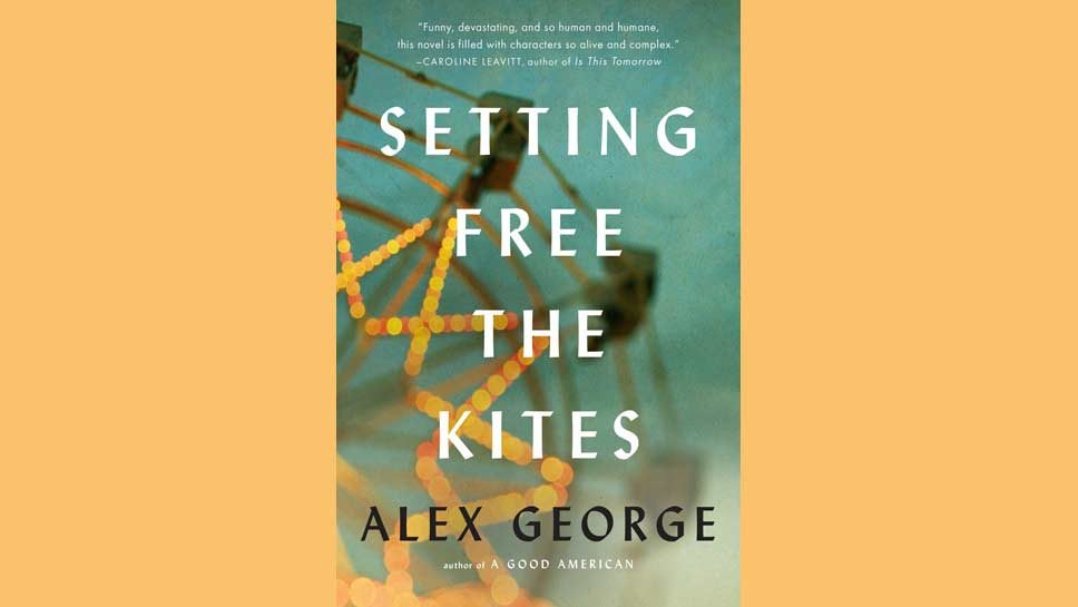 'Setting Free the Kites' Author in …