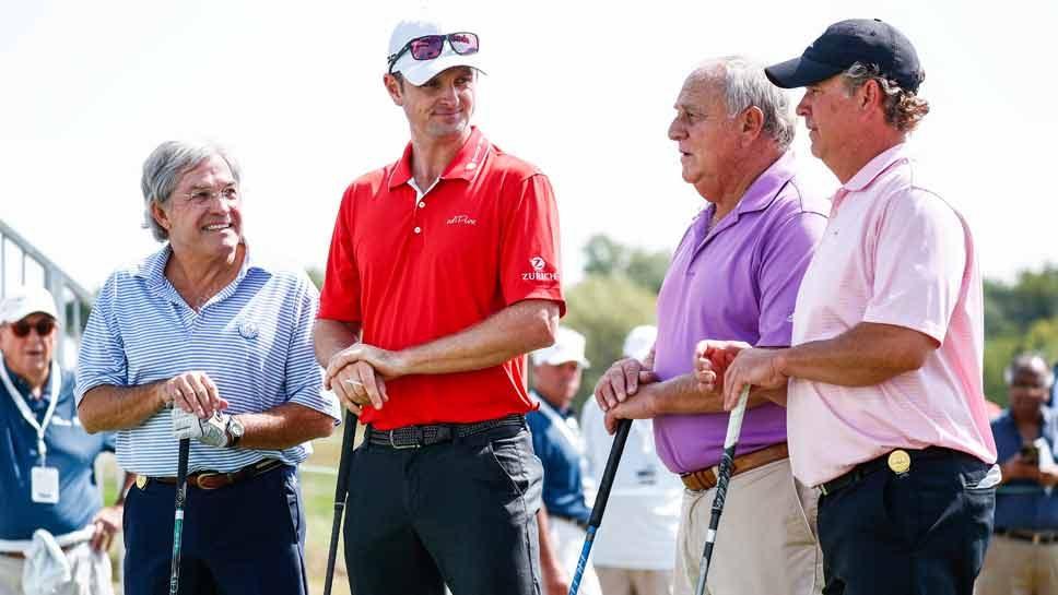 Amateurs Join PGA Pros at BMW Pro-Am