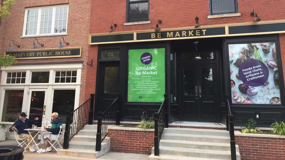 New Store in Lake Bluff: Be Market
