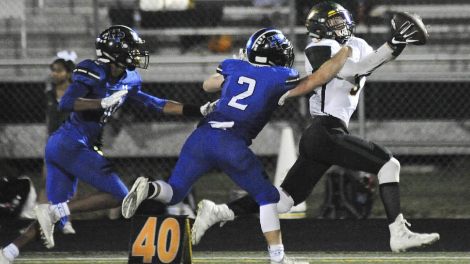 Football Gamer: HP rolls on with 26-7 win