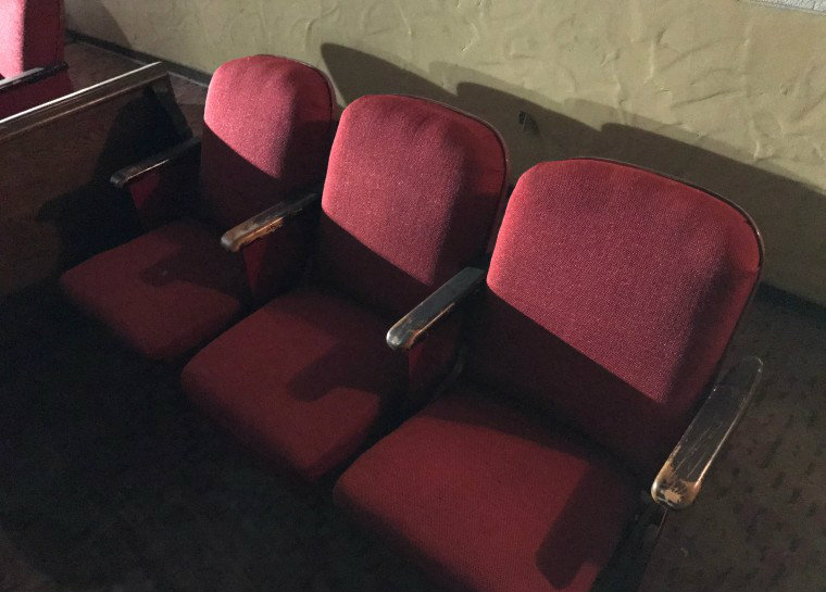 Own a Piece of Historic HP Theater