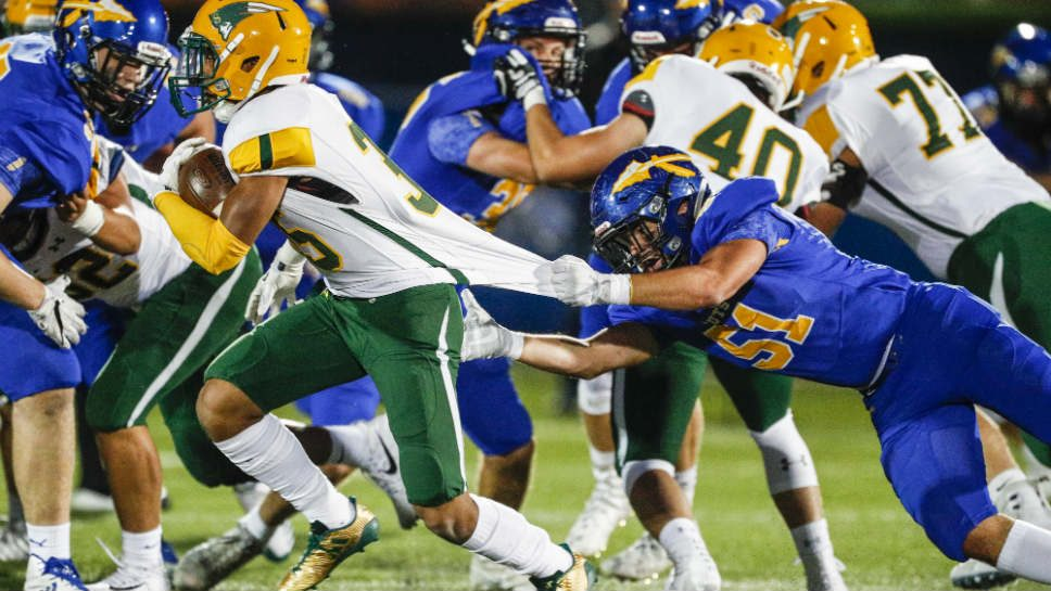 Football Gamer: Stevenson takes down LF