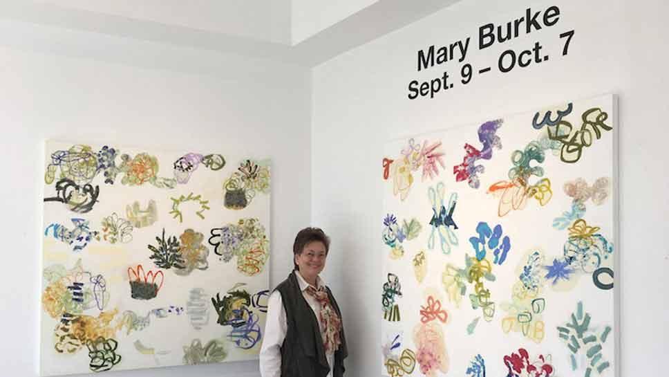 ZIA Opens Mary Burke Exhibit