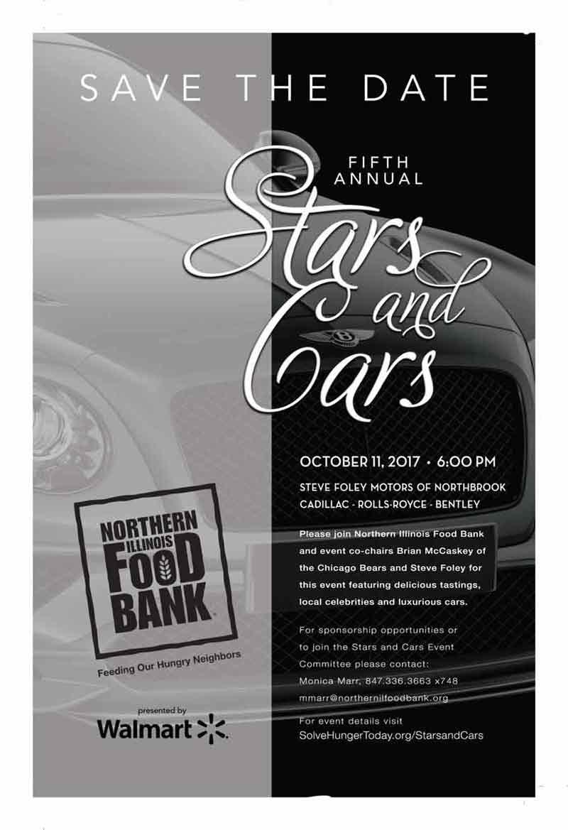 Steve Foley Cadillac >> Save the Date: Stars & Cars