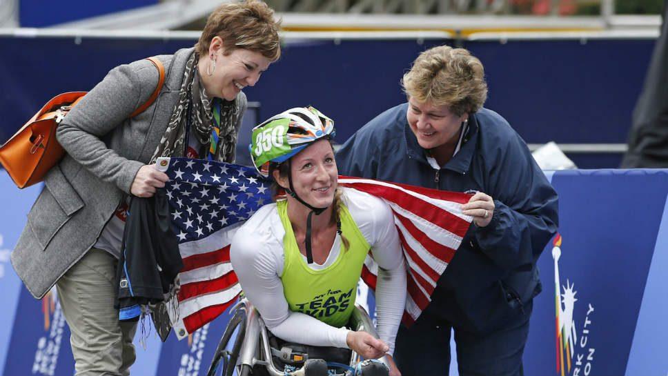 GLASA Honors U.S. Paralympian
