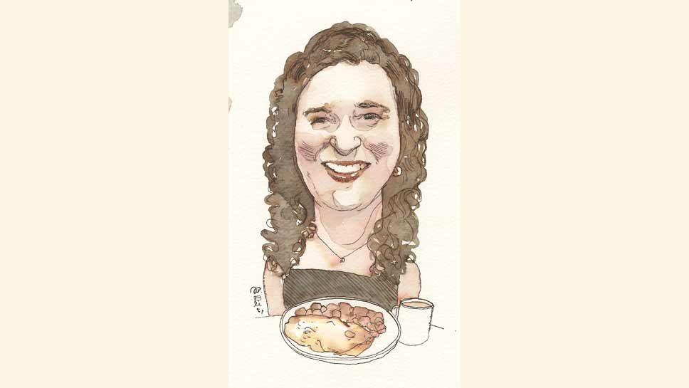 Sunday Breakfast with Lenna Silberman Scott