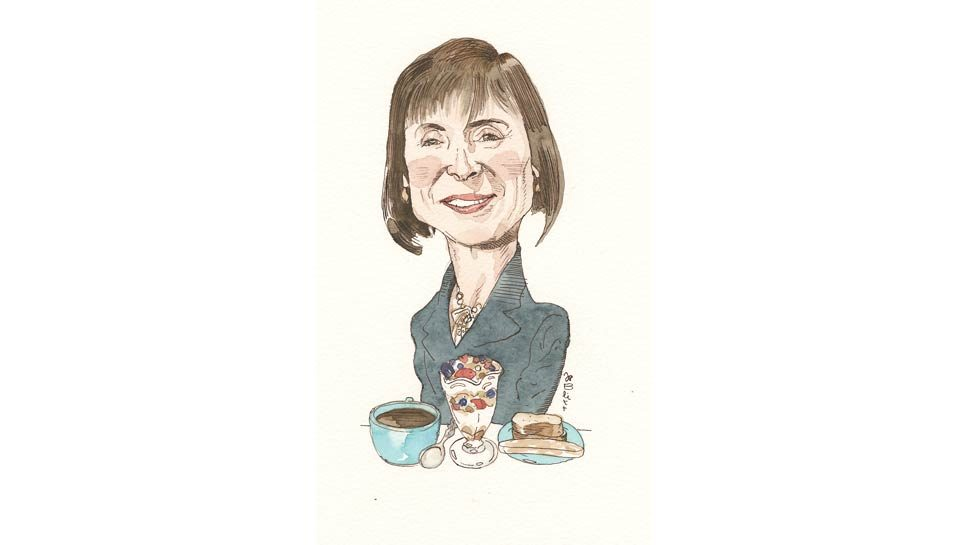 Sunday Breakfast with Jill Weinberg