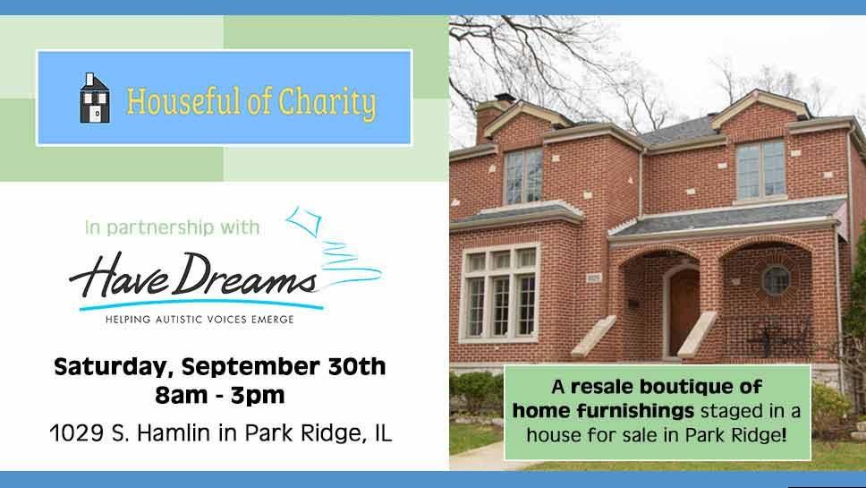 Have Dreams Hosts Resale Event