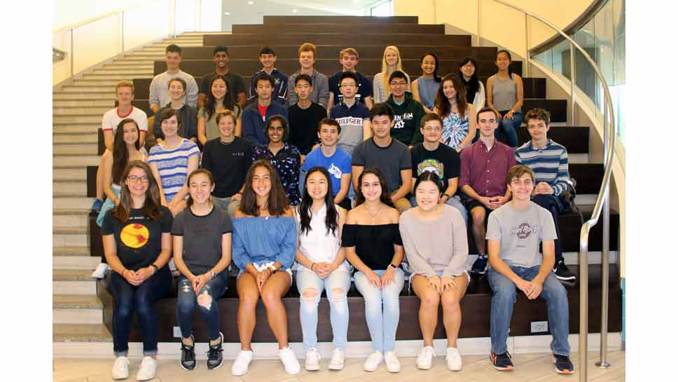 Five area students named National Merit Scholarship semifinalists