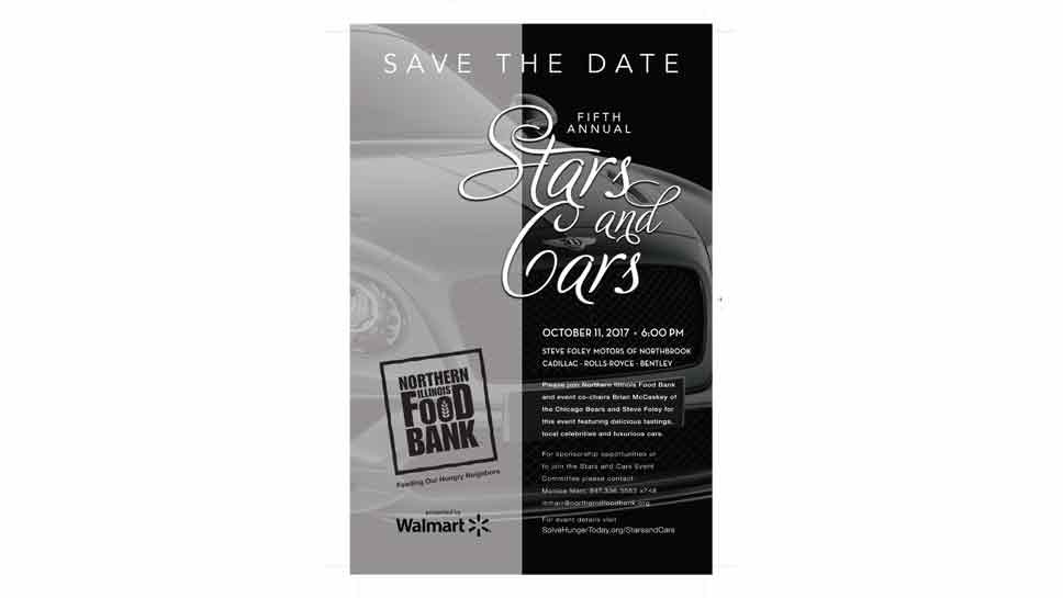 Save the Date: Stars & Cars