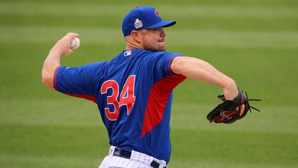 Want a Private Lesson with Cubs' Jon Lester?