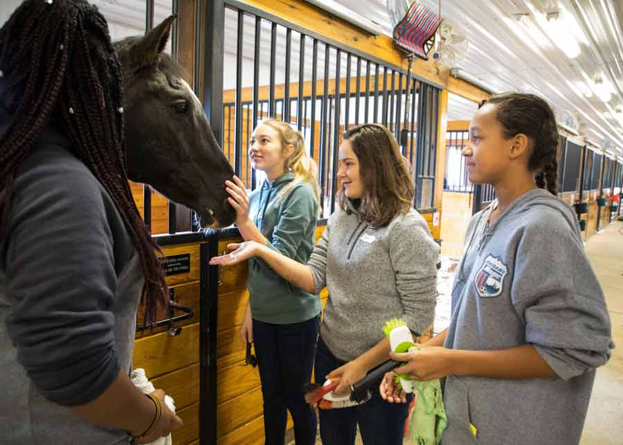 Deer Path Students In Lake Forest Take Day For Others