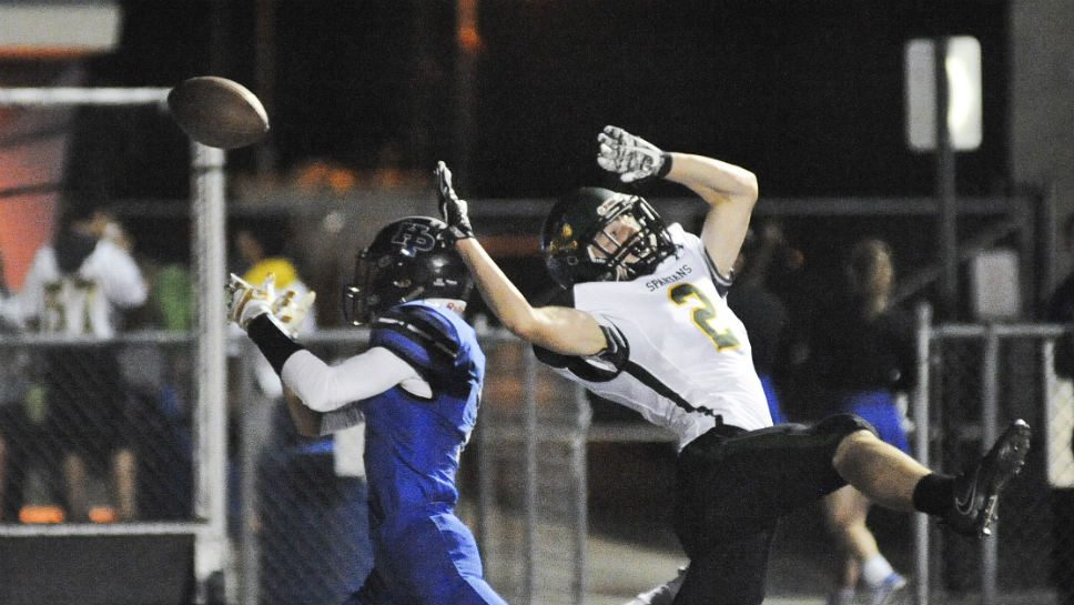 Football Recap: Kieffer has 3 picks in GBN win