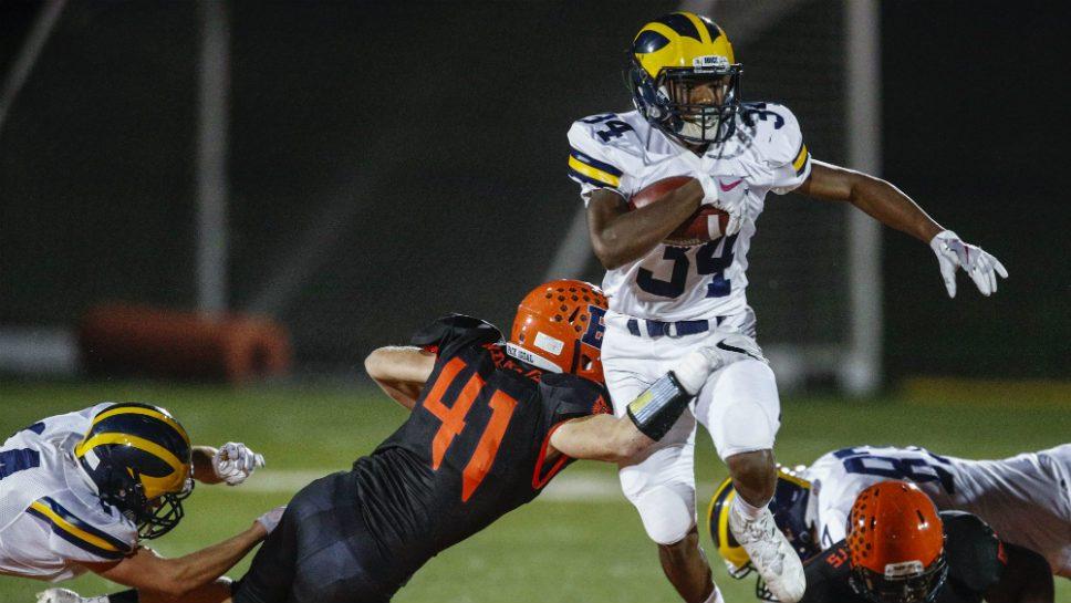 Garner, Tir named Athletes of the Month