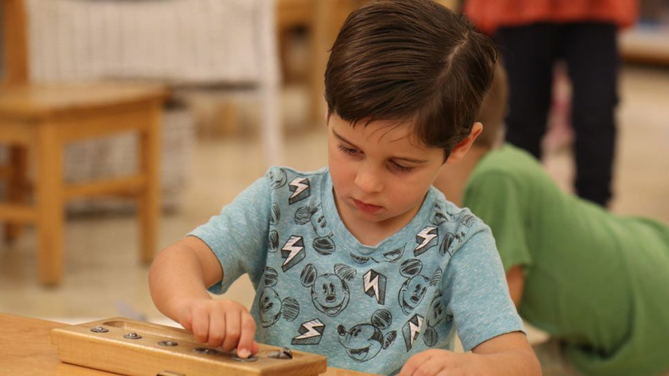 Montessori: Where Children Love to Learn