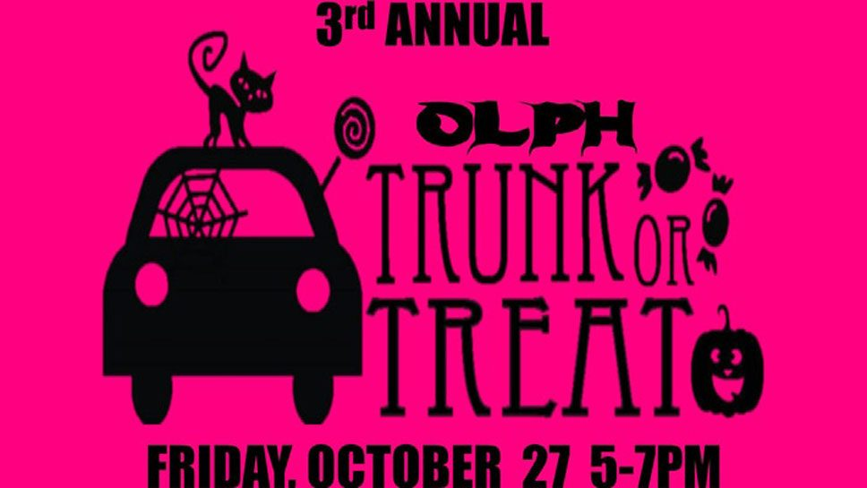 Save the Date: Trunk-or-Treat at OLPH